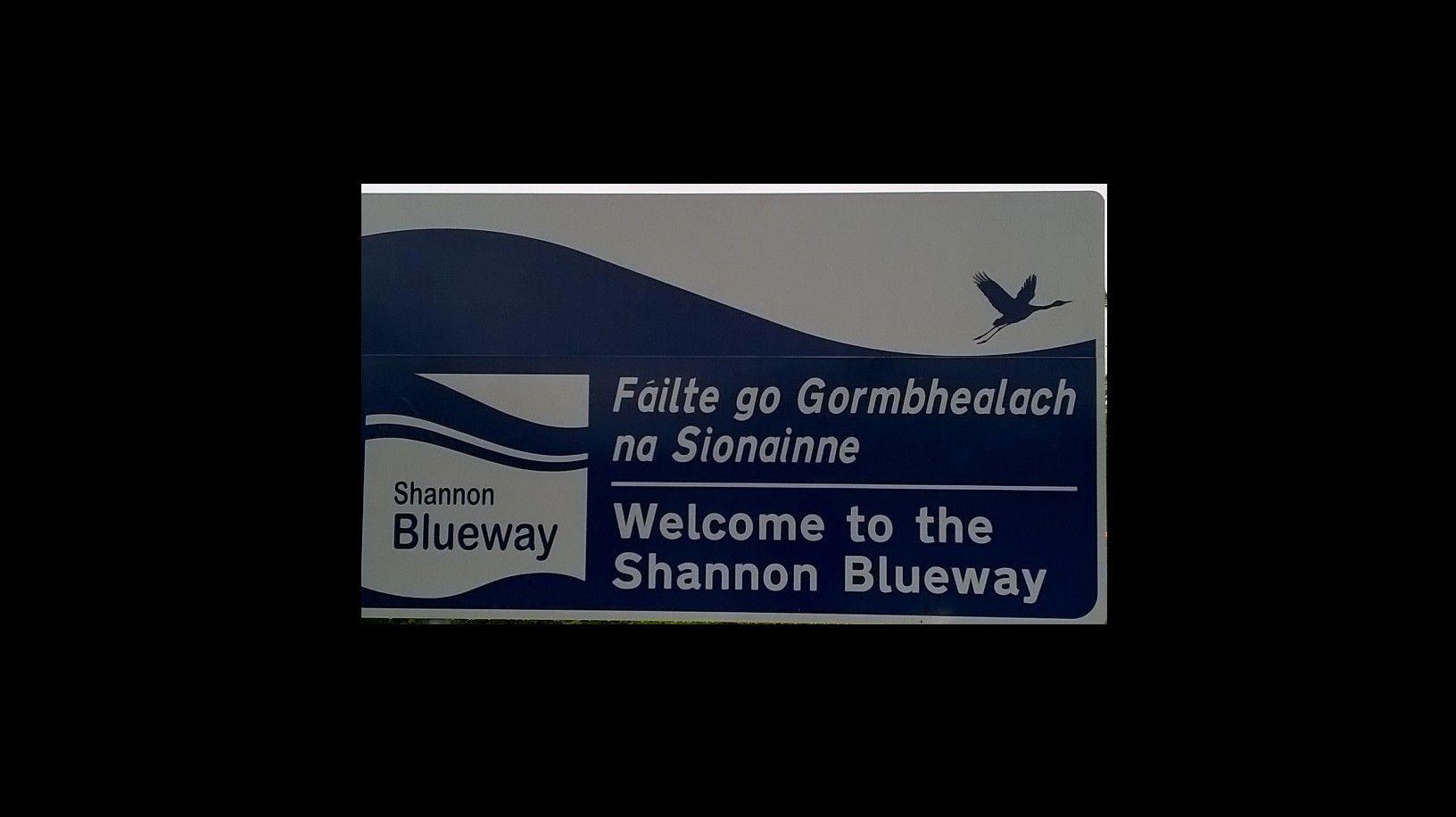 Carrick Hosts launch of Regional Blueway